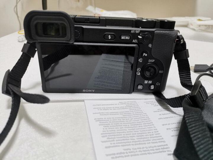 索尼(SONY)Alpha 6400+GP-VPT2BT APS-C画幅微单数码相机优缺点评测,真实质量内幕测评分享 艾德评测 第4张