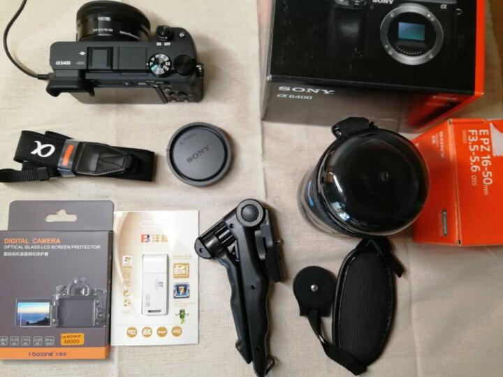 索尼(SONY)Alpha 6400+GP-VPT2BT APS-C画幅微单数码相机优缺点评测,真实质量内幕测评分享 艾德评测 第9张