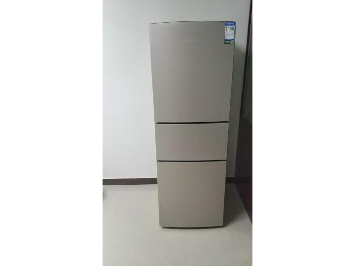 【同款测评分享】容声(Ronshen) 252升 三门冰箱BCD-252WD11NPA怎么样【用户吐槽】质量内幕详情 首页 第9张