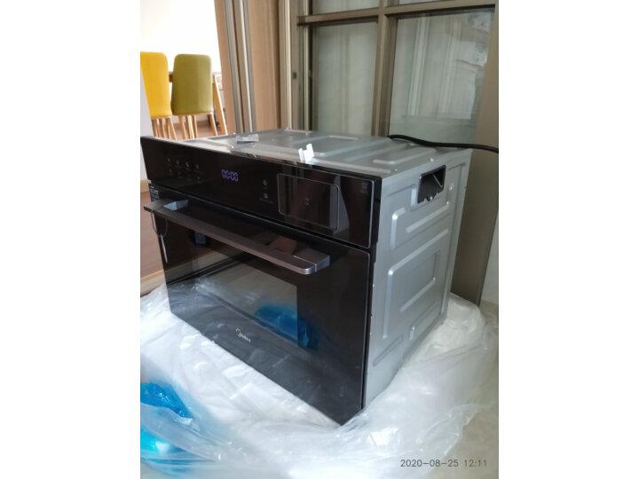 透过真相看本质_美的(Midea)王爵 嵌入式蒸箱烤箱一体机TQN36TWJ-SS怎么样?最新统计用户使用感受,对比分享 _经典曝光 艾德评测 第5张