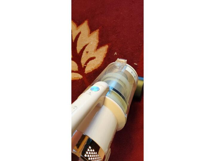 【同款测评分享】美的(Midea)无线手持充电吸尘器P6 家用静音吸尘器强力除螨 宠物适用120AW大吸力 深度除螨 高端手持P6 首页 第9张
