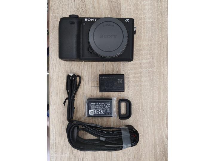 索尼(SONY)Alpha 6400 APS-C微单数码相机Vlog视频优缺点评测【入手必看】最新优缺点曝光 艾德评测 第11张