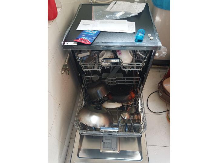 美的(Midea)13套 嵌入式 家用洗碗机RX600评测如何?质量怎样,性能同款比较评测揭秘 _经典曝光 众测 第11张