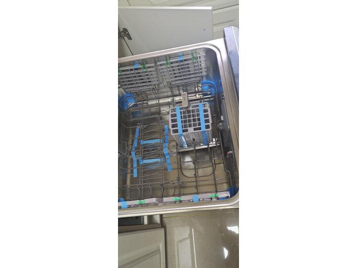 华帝(VATTI)嵌入式干态洗碗机 JWV10-E5【分享揭秘】性能优缺点内幕 艾德评测 第12张