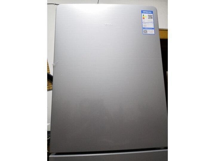 TCL 205升 三门电冰箱BCD-205TF1新款质量怎么样?用过的朋友来说说使用感受-苏宁优评网