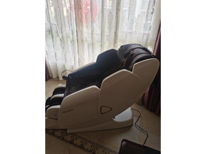 【专柜同款】奥佳华(OGAWA)按摩椅7208怎么样_为什么爆款_质量详解分析 艾德评测 第12张