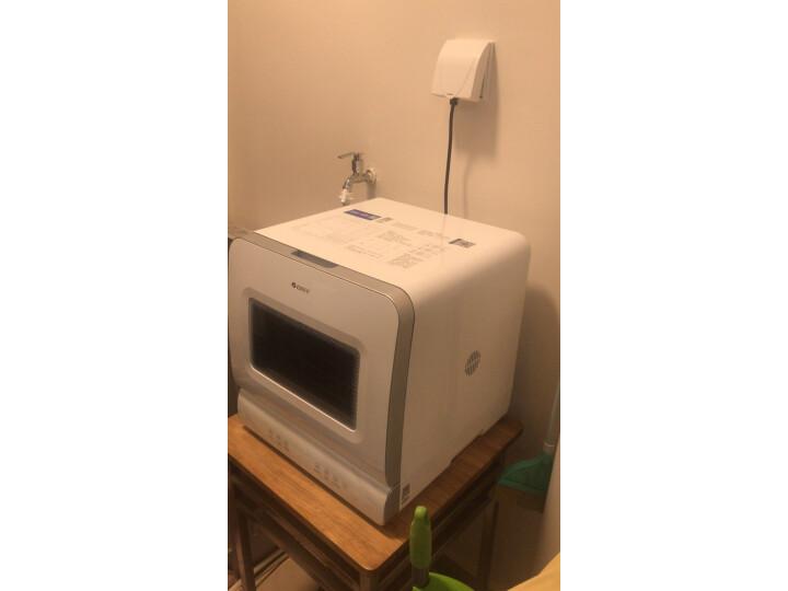 格力(GREE)鲸云系列洗碗机 京品家电WQP4-03R口碑评测曝光?3个月体验感受对比曝光大公开 艾德评测 第6张