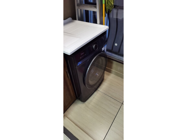美的 (Midea)滚筒洗衣机MD100CQ9PRO怎么样为什么爆款_质量详解分析 品牌评测 第8张