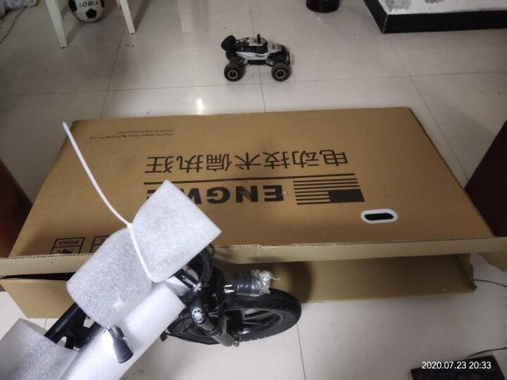 英格威14寸电动自行车新国标3C代驾折叠电动车GPS测评曝光【真实揭秘】质量内幕详情 艾德评测 第3张