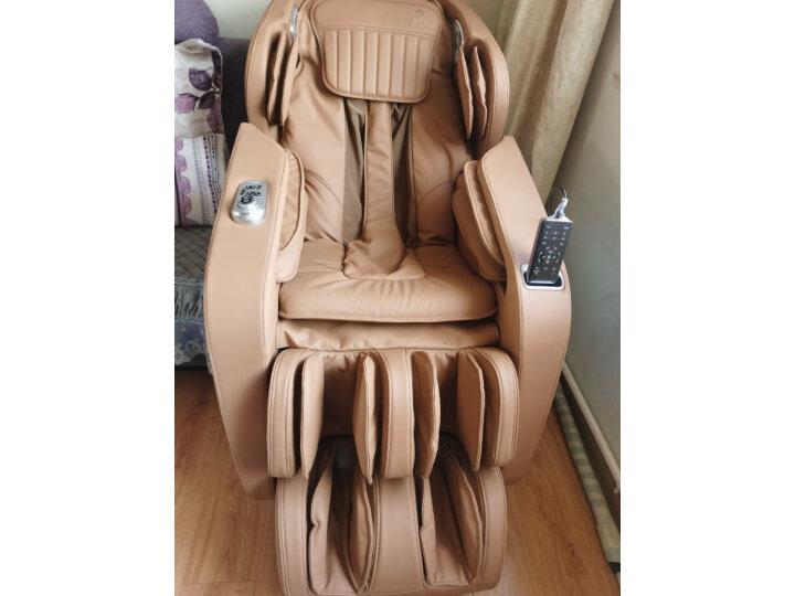 艾力斯特按摩椅家用全身电动按摩椅S700测评曝光【猛戳查看】质量性能评测详情 好货众测 第10张