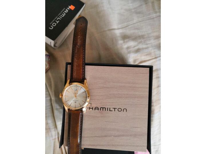 汉米尔顿(HAMILTON)瑞士手表美国经典系列H42415091怎么样?为何这款评价高【内幕曝光】-艾德百科网