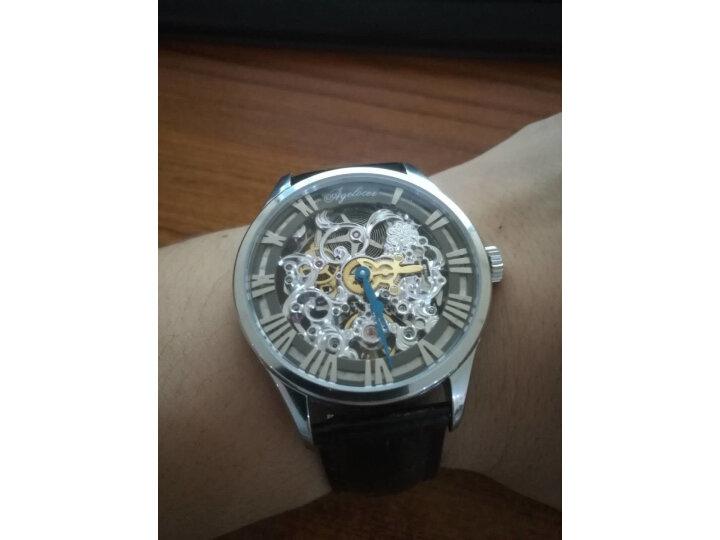 艾戈勒(agelocer)瑞士手表 男士镂空商务全自动机械表5401D9怎么样?为什么爆款,质量内幕评测详解) 评测 第5张