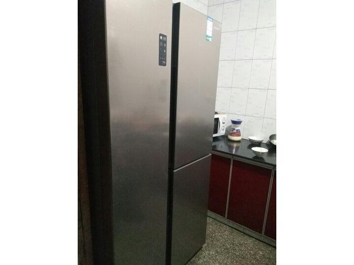 容声(Ronshen) 558升 T型对开三门冰箱BCD-558WD11HPA怎么样?买后一个月,真实曝光优缺点 品牌评测 第7张