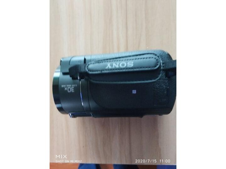 索尼(SONY)FDR-AX45家用-直播4K高清数码摄像机质量口碑如何.使用一个星期感受分享 艾德评测 第7张