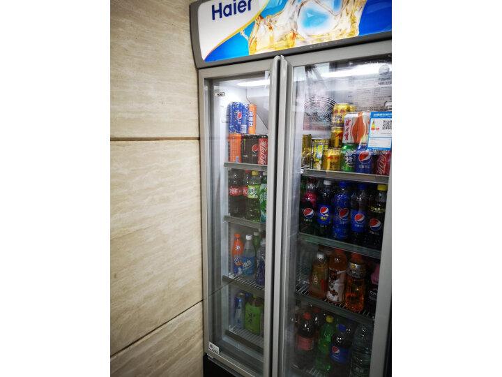 海尔 Haier 立式透明门冷藏饮料展示冰柜SC-650HL新款测评怎么样??优缺点如何,真想媒体曝光 每日推荐 第3张