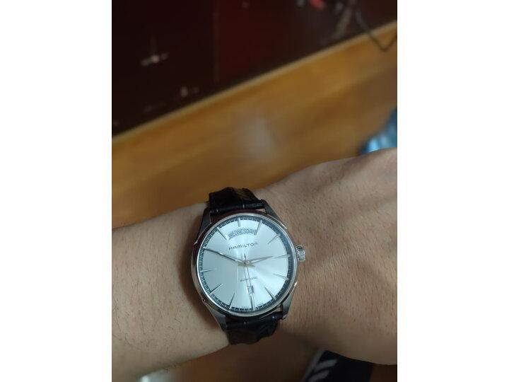 揭秘:汉米尔顿 瑞士手表爵士系列H32505141怎么样.质量好不好【内幕详解】 评测 第7张