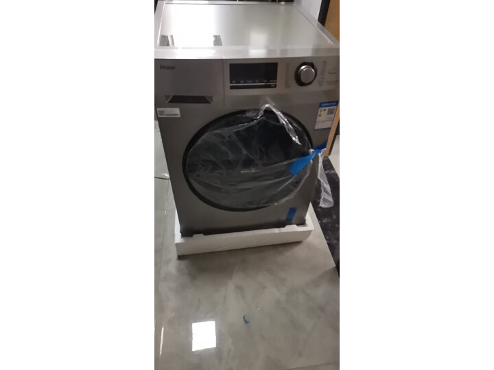 海尔滚筒洗衣机EG100HB129S怎么样好吗!质量曝光不足点有哪些? 电器拆机百科 第4张
