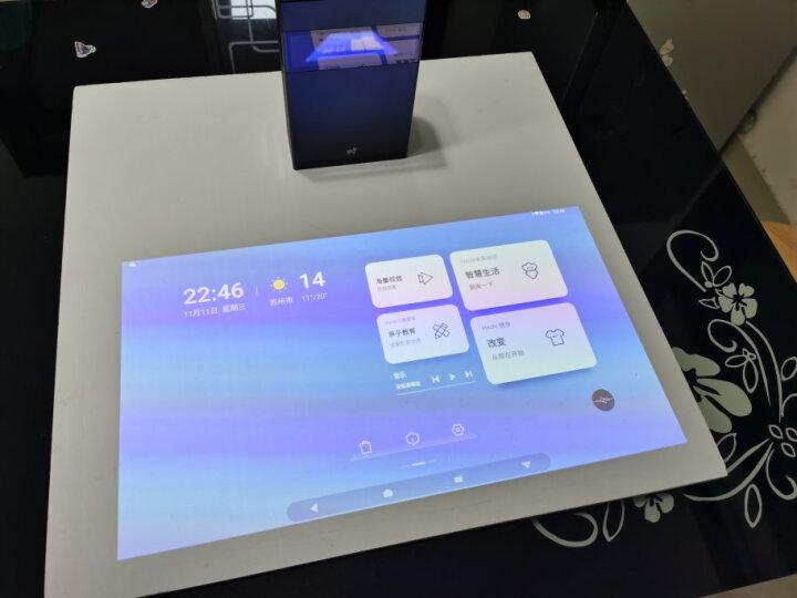 新款测评hachi哈奇光屏 M1 Pro 儿童智能触控投影仪优缺点评测 投影百科 第2张