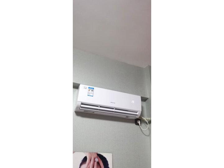 格力京逸(GREE)大1匹 E享舒适空调挂机KFR-26GW-NhDzB4怎么样?吐槽最新使用感受!! 值得评测吗 第9张