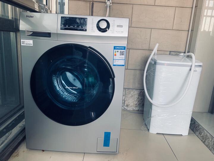 海尔滚筒洗衣机EG100HB129S怎么样好吗!质量曝光不足点有哪些? 电器拆机百科 第7张