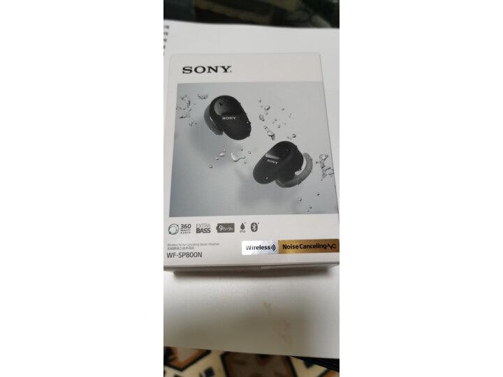 索尼(SONY)WF-SP800N 真无线降噪运动耳机怎么样.质量好不好【内幕详解】【好评吐槽】 _经典曝光 好物评测 第19张