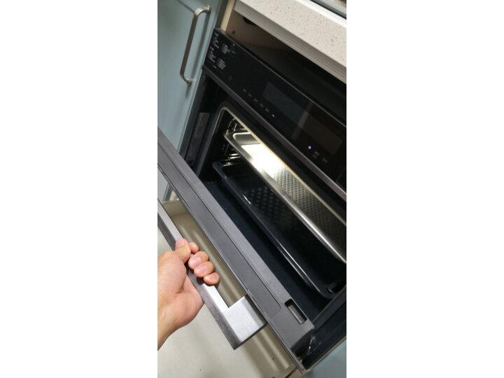 透过真相看本质_美的(Midea)王爵 嵌入式蒸箱烤箱一体机TQN36TWJ-SS怎么样?最新统计用户使用感受,对比分享 _经典曝光 艾德评测 第13张