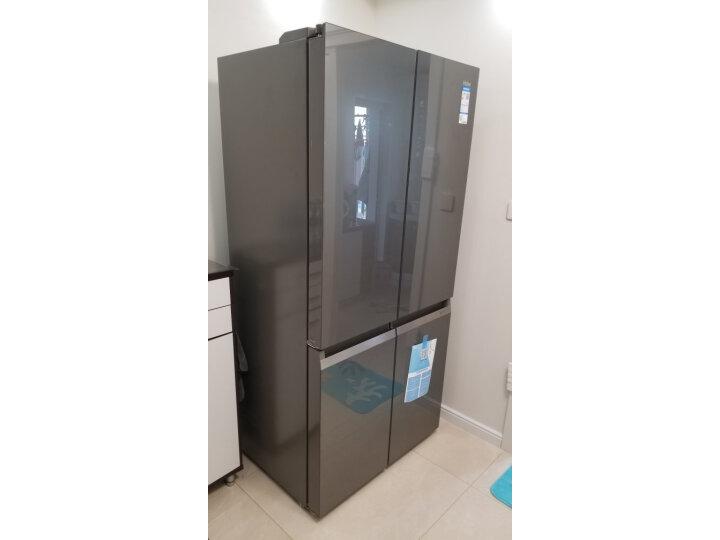 海尔(Haier)553升无霜变频互联网多门冰箱BCD-553WDIBU1怎么样【使用详解】详情分享 好货众测 第12张