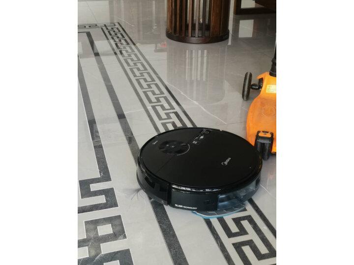 美的(Midea)扫地机器人i5 扫拖一体机评测如何?质量怎样?为什么反应都说好【内幕详解】 _经典曝光 众测 第7张