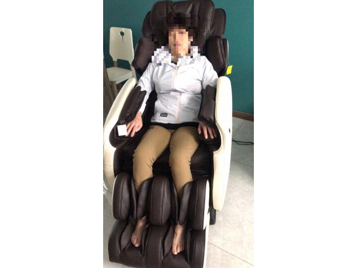 【专柜同款】奥佳华(OGAWA) 按摩椅5008怎么样?官方最新质量评测,内幕揭秘 艾德评测 第11张