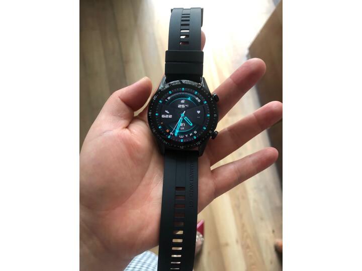 HUAWEI WATCH GT2(46mm)新年红 双表带 华为智能手表质量可靠吗,最真实使用感受曝光【必看】 艾德评测 第4张