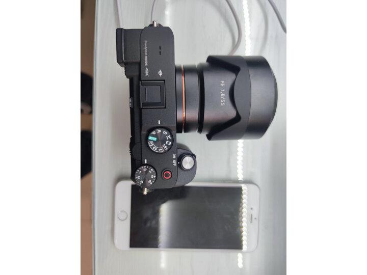 索尼(SONY)Alpha 7C 全画幅微单数码相机优缺点评测?最新使用心得体验评价分享 艾德评测 第6张