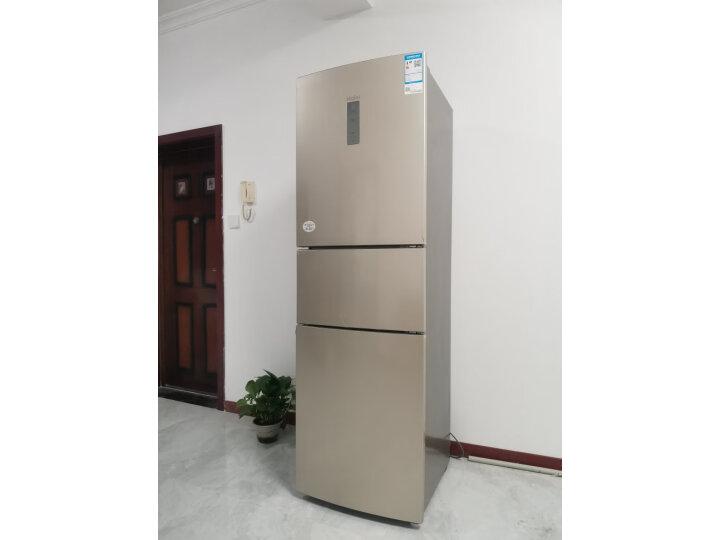 海尔 (Haier )223升变频风冷无霜三门冰箱BCD-223WDPT内情爆料?口碑如何,真相吐槽内幕曝光 品牌评测 第9张
