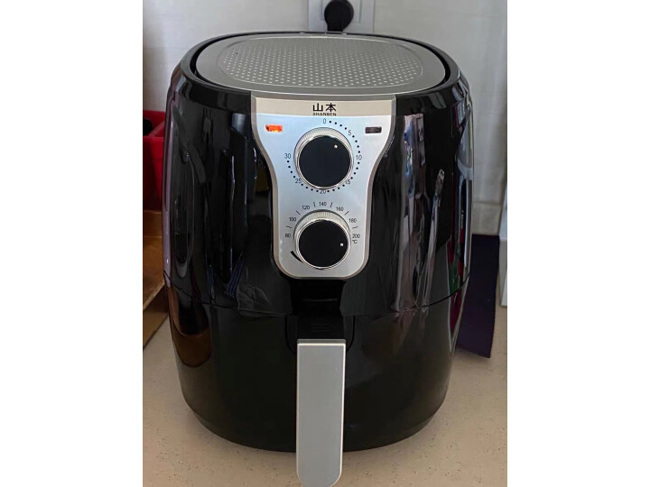 山本(SHANBEN)SB-6918空气炸锅家用智能无油烟电炸锅真实测评分享?真实买家评价质量优缺点如何 艾德评测 第2张