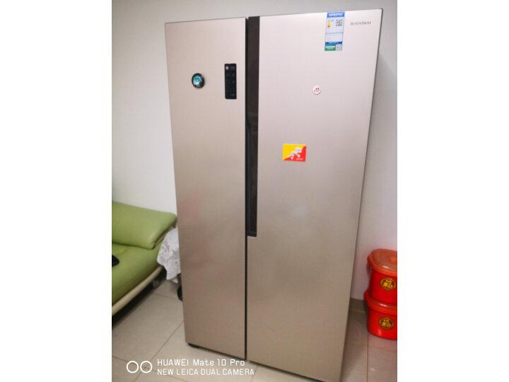 真相吐槽容声(Ronshen) 590升 双门对开门冰箱BCD-590WD11HPA怎么样?质量有缺陷吗【已曝光】 首页 第12张