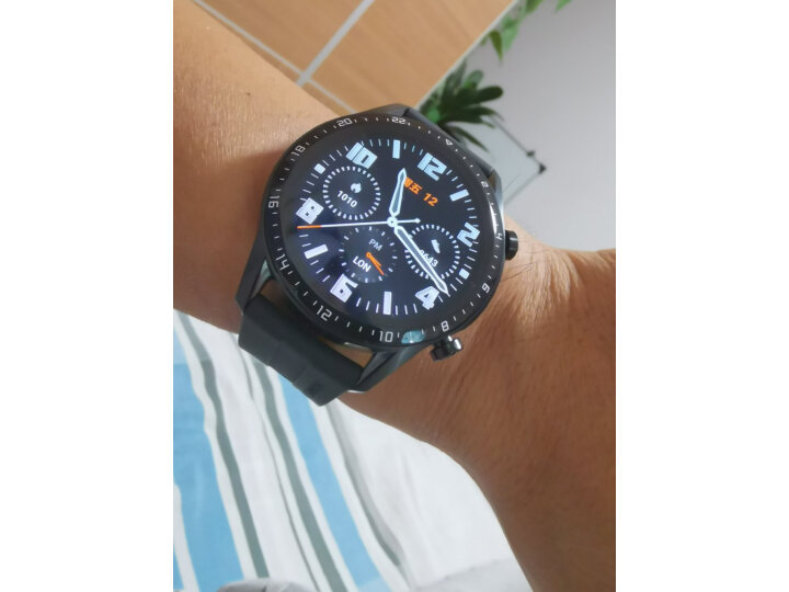 HUAWEI WATCH GT2(46mm)新年红 双表带 华为智能手表质量可靠吗,最真实使用感受曝光【必看】 艾德评测 第12张