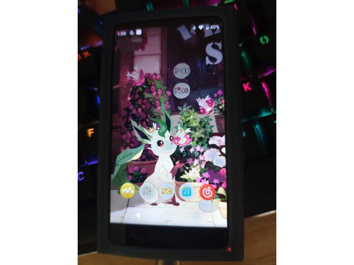 索尼NW-A105HN 无线Hi-Res 安卓9.0无损音乐播放器 MP3怎么样?亲身使用感受,内幕真实曝光 选购攻略 第11张