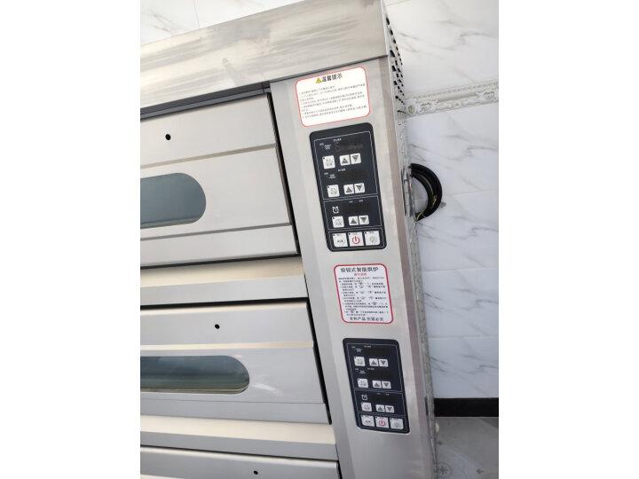 德玛仕(DEMASHI)大型烘焙烤箱商用EB-J6D-Z好不好_质量到底差不差呢_ 电器拆机百科 第6张