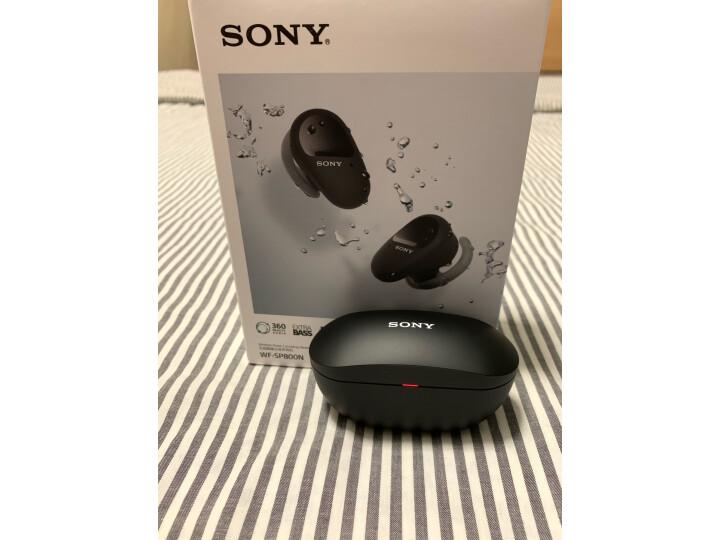 索尼(SONY)WF-SP800N 真无线降噪运动耳机怎么样.质量好不好【内幕详解】【好评吐槽】 _经典曝光 好物评测 第7张
