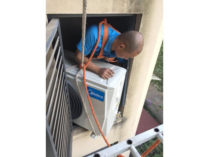 美的(Midea)3匹 智行客厅空调立式柜机 KFR-72LW DY-YA400(D3)怎么样.质量优缺点评测详解分享 _经典曝光 众测 第9张
