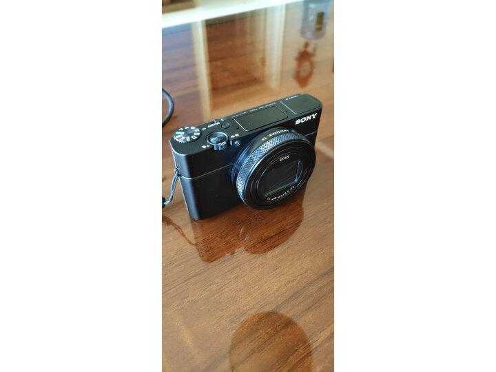 索尼(SONY)DSC-RX100M6 黑卡数码相机好不好啊_质量内幕媒体评测必看 品牌评测 第12张