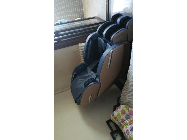 荣耀(ROVOS)R780TV杏棕色按摩椅家用测评曝光?老婆一个月使用感受详解 艾德评测 第4张
