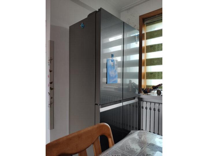 海尔(Haier)553升无霜变频互联网多门冰箱BCD-553WDIBU1怎么样【使用详解】详情分享 好货众测 第9张
