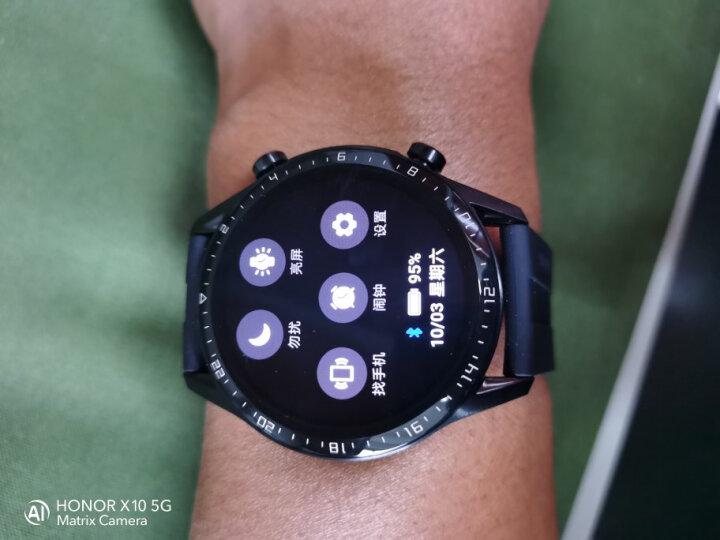 HUAWEI WATCH GT2(46mm)新年红 双表带 华为智能手表质量可靠吗,最真实使用感受曝光【必看】 艾德评测 第10张