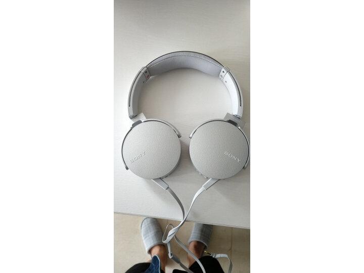 索尼(SONY)MDR-XB550AP 重低音立体声耳机么样_质量靠谱吗_在线求解 艾德评测 第8张