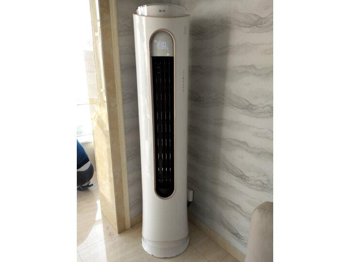 奥克斯3匹 金淑空调柜机(KFR-72LW-BpR3PYA2(B1))评测如何!对比评测分享 品牌评测 第10张