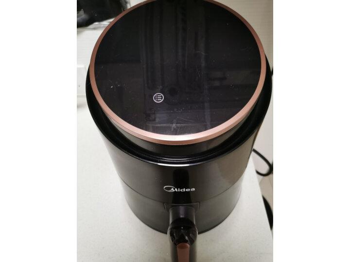 【独家揭秘】美的(Midea)空气炸锅 4.2L家用煎炸锅MF-KZ42E101L怎么样?质量评测如何,值得入手吗 _经典曝光-货源百科88网