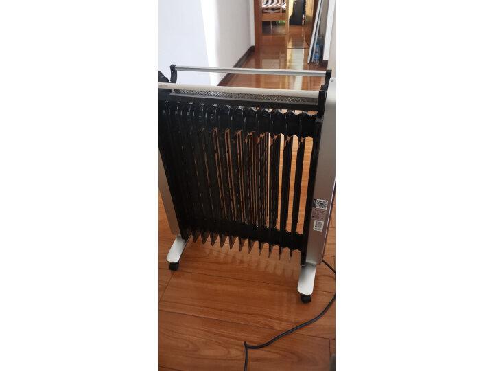 打假测评:格力(GREE)取暖器电暖器电热暖气片NDY16-X6026Bb评测如何?质量怎样真实使用揭秘,不看后悔 _经典曝光 众测 第9张