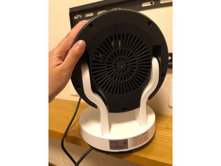 韩国大宇(DAEWOO)取暖器家用暖风机评测如何?质量怎样【媒体评测】优缺点最新详解 _经典曝光 众测 第7张