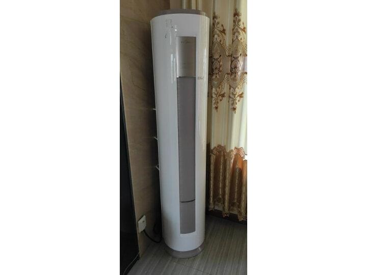 美的(Midea)3匹 智行客厅空调立式柜机 KFR-72LW DY-YA400(D3)怎么样.质量优缺点评测详解分享 _经典曝光 众测 第21张
