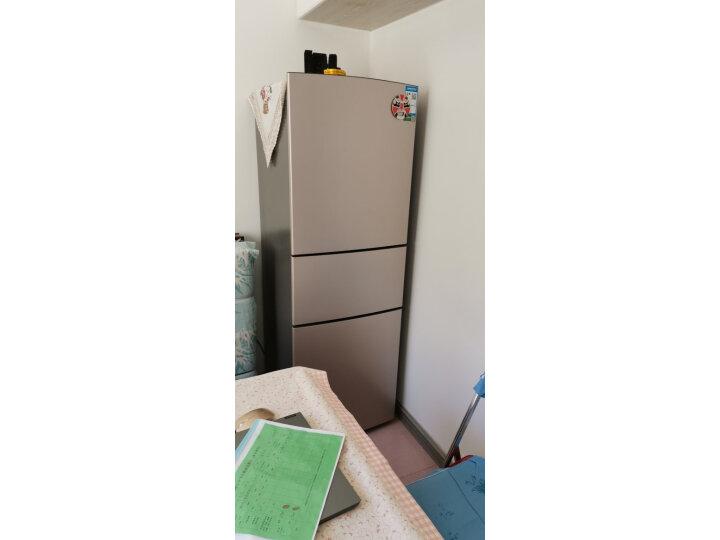 【同款测评分享】容声(Ronshen) 252升 三门冰箱BCD-252WD11NPA怎么样【用户吐槽】质量内幕详情 首页 第12张